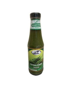 Green Chilli Sauce 340G