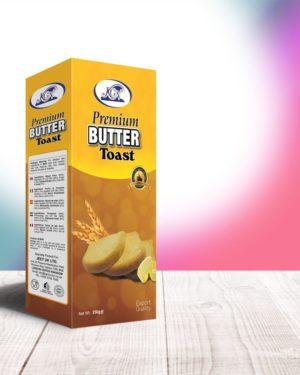 Butter Toast 250g