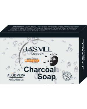 JASMEL CHARCOAL SOAP 75G