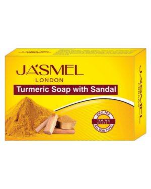 JASMEL TURMERIC SOAP 75G