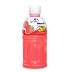 Nata De Coco Orange Drinks
