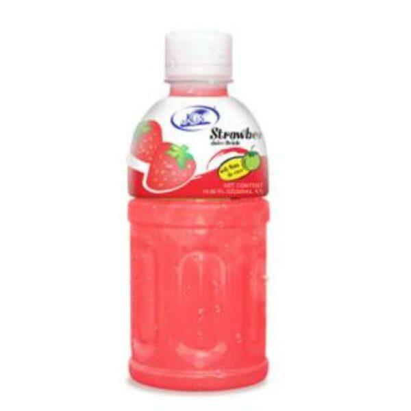 KGN nata de coco drink strawberry
