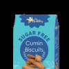 Sugar Free Cumin Biscuits