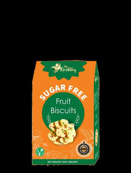 SUGAR FREE FRUIT BISCUIT