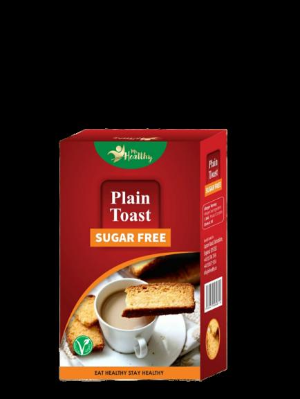 sugar free plain toast
