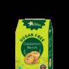 sugar free cardamom biscuit