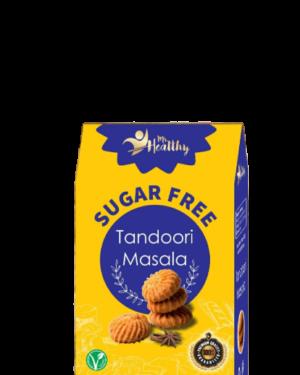 SUGAR FREE TANDOORI MASALA BISCUITS