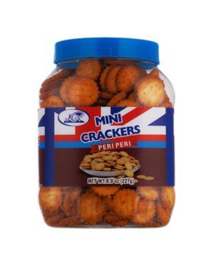 MINI  CRACKERS PERI PERI (Pack Of 6)