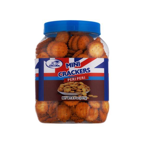 mini crackers peri peri